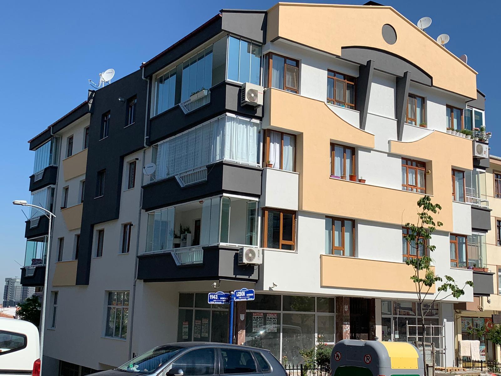 Lizbon Caddesi No:80 Kaan Apartmanı