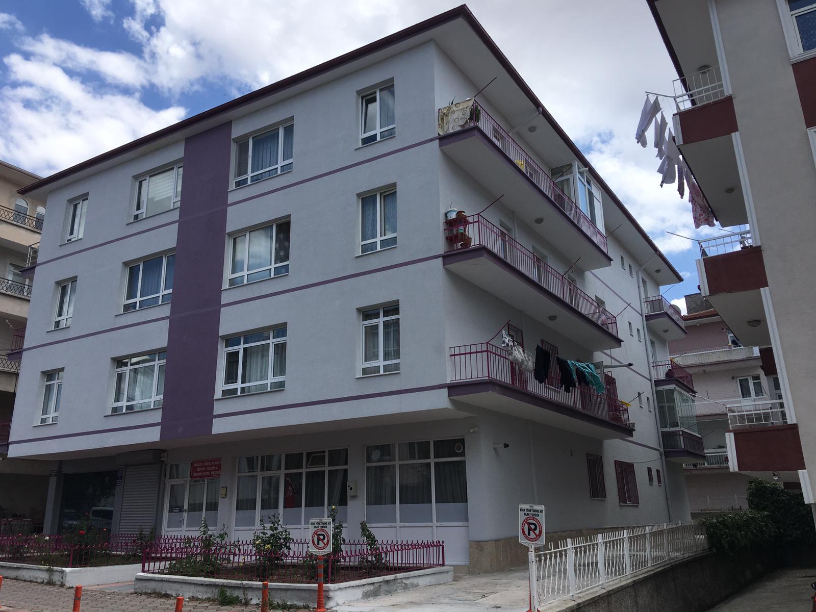 Sokullu Mehmet Paşa Mah and Sok. No:3 Menteşoğlu Apt.