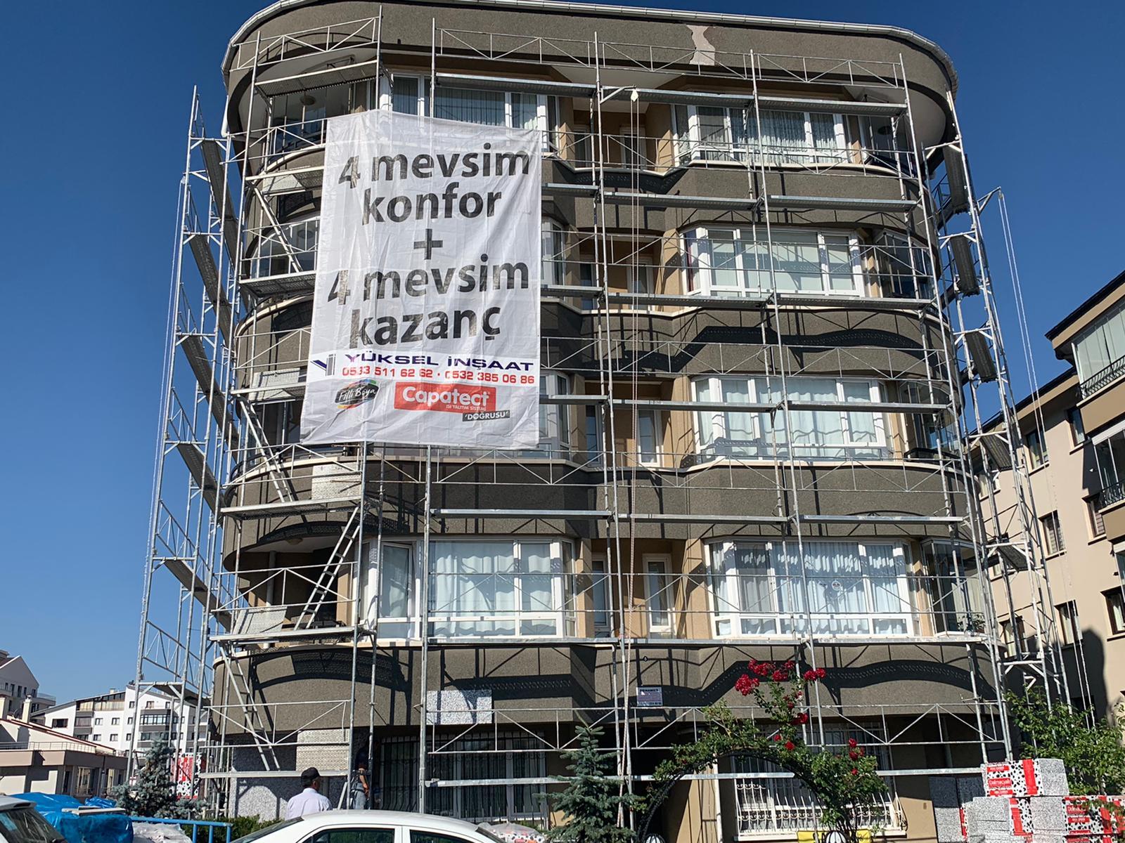 Ahmet Yesevi Caddesi No 63 - Işık Apartmanı
