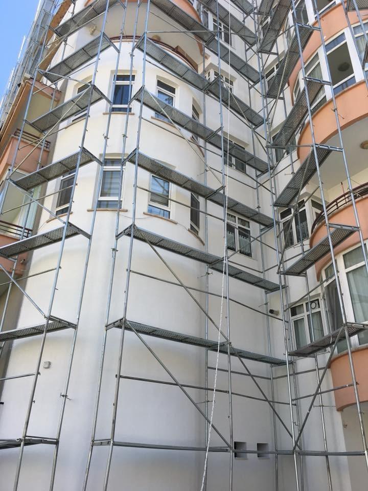Bina Mantolama Referansları